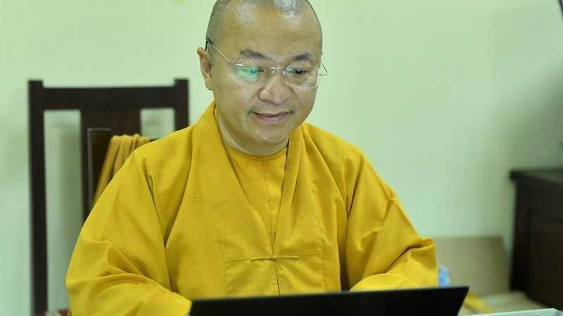 Nhóm Trợ lý Ban Thư ký gấp rút hoàn tất các công tác chuẩn bị cho Đại lễ Phật đản LHQ 2019