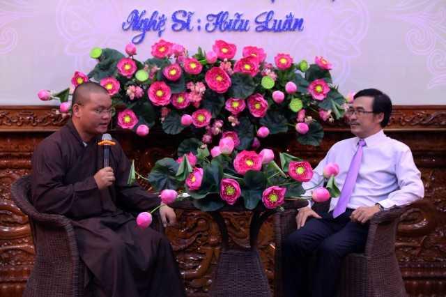Vì sao tôi theo Đạo Phật – MC Hữu Luân