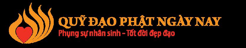 logo quỹ đạo phật ngày nay