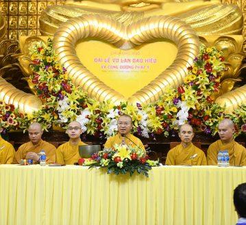 Chùa Giác Ngộ: Trang nghiêm lễ làm con Phật mùa Vu lan