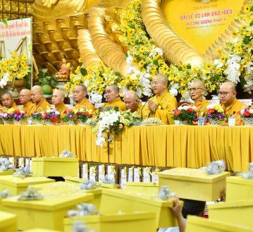 Lễ Vu Lan – Báo Hiếu tại chùa Giác Ngộ năm 2019
